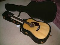 Martin D-28 1941 Authentic Acoustic Guitar (2013 Non-VTS Model)