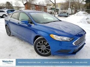 2017 Ford Fusion SE | Heated Seats | Bluetooth | Reverse Camera