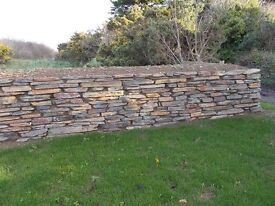 Cornish Hedging stone, straight from our quarry in St Teath. Only £39.60 per tonne inclu vat
