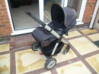 Mothercare's Xcursion pushchair