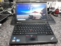Lenovo Thinkpad X230 laptop core i5
