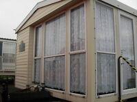 6 Berth Static Caravan Crimdon Dean