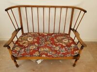 Old style couch