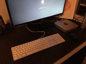 Mac mini (Late 2014) 1.4 Ghz Core i5 4GB Ram 500 GB SSD
