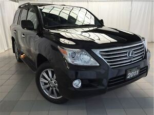 2011 Lexus LX 570 Ultra Premium Navigation Package