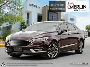 2017 Ford Fusion Titanium CERTIFIED PREOWNED