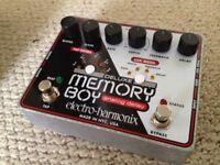 Electro Harmonix Memory Boy Deluxe!! £80!!