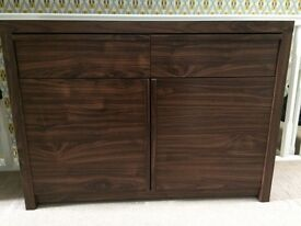 **** Tribeca Walnut Effect Sideboard ****