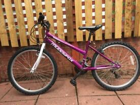 Kids pink bike for sale