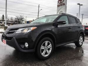 2015 Toyota RAV4 XLE AWD-LOW KMS!