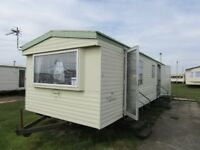 LOVELY 3 BED STATIC HOLIDAY HOME - SANDY BAY - NORTHUMBERLND - AUG 18/25 - £275 - ALL BEDDING & WIFI