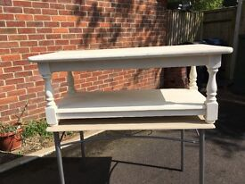 Coffee table. Shabby chic