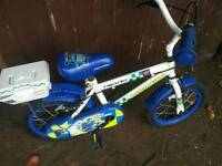 2 kids bikes for spares or repairs