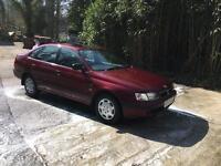 CHEAP CAR WITH MOT TOYOTA CARINA 1.8 AUTOMATIC