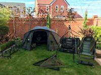 Fishing Tackle - Carp Set up £1500 , one purchase , no offers , Fox/Shimano/Korum/Nash /Chub