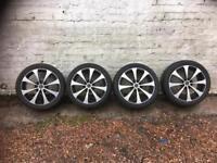 """Ford allows wheels 17"""" 214-45-17"""