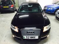Stunning Audi A6 2.0 tdi 6 speed manual great condition inside & out 2005 sat nav heated seats 3 key