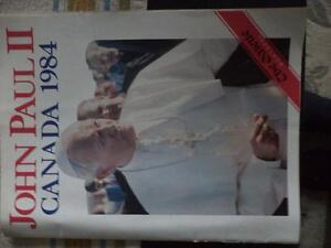 POPE JOHN PAUL11 Flatrock NL1984 St. John's Newfoundland image 4