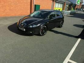 Seat Leon very good condition and very economical car don't miss