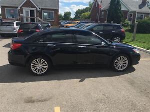 2012 Chrysler 200 Loaded; Leather, Roof, Navi, Back-Up Camera an London Ontario image 6