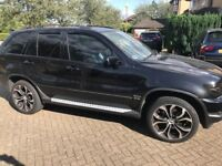 BMW X5 SWAP SWOP P/X