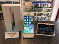 iPhone 5 16GB Unlocked White Silver
