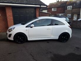 Vauxhall Corsa sxi 1.4 2014 excellent condition