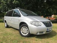 2007 CHRYSLER GRAND VOYAGER ** 2.7 DIESEL ** AUTOMATIC ** FULL SERVICE HISTORY
