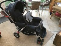 Safety 1st Tandem buggy