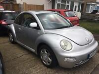 Volkswagen Beetle 2.0 silver 2000