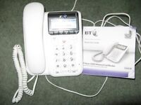 BT Decor 2600 Advanced Call Blocker Phone