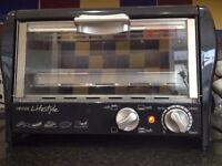 Hinari Lifestyle Mini Oven/Grill/Toaster