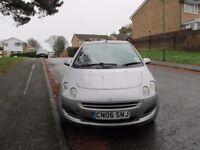 2006 Smart Forfour Coolstyle 1.1 Petrol 4 door Hatch Manual