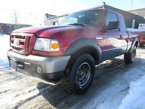 2006 Ford Ranger XL/Sport/XLT/FX4/Hors route/FX4/Lvl II 4