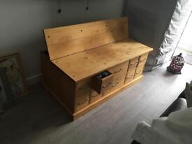 Coffee table / storage- apothecary from Next