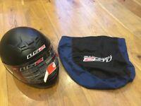 LS2-FF352-Rookie-Matt-Black-Helmet. Size XL (61-62 cm).