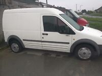 Ford transit connect high top low miles