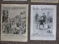 Vintage French magazine ads