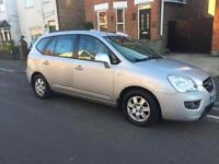 Kia carens 7 seater 2007