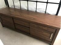 Next TV Unit + Set of table - NEGOTIABLE