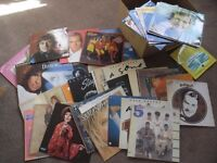 50 plus vinyl LPs: various genres - Grab a Bargain!