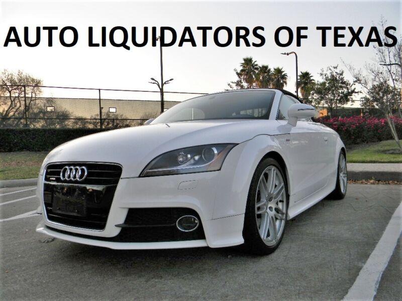 Image 1 Voiture American used Audi TT 2012