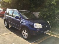 FOR SALE NISSAN X TRAIL 4x4