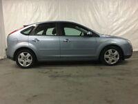 2007 Ford Focus 1.4 (80ps) Style Hatchback 5dr *** Long MOT ***