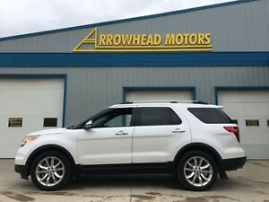 2014 Ford Explorer Limited / SELF DRIVING / Self parking / MINT
