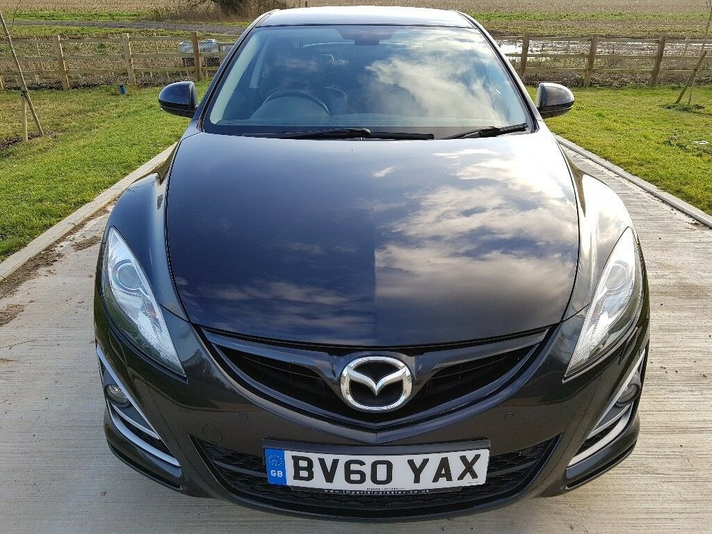 2010 Mazda 6 2.2 Sports D 100k-185bhp–HPI clear–FSH–1