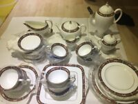 Wedgewood dinner service mint condition