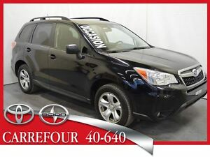 2014 Subaru Forester 2.5i Gr.Electrique+Air Manuelle