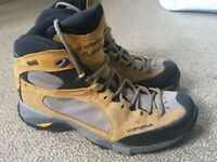 Hiking boots La Sportiva Trango size 7.5 UK / 41 EUR / 8.5 USA
