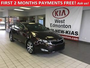 2011 Kia Optima EX Luxury 2.4L, FIRST 2 MONTHS PAYMENTS FREE!!